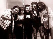 Band in studio 2 -HappyHayaH