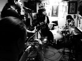 Band rehearsal - SweetHayaH1-PreProduction-April2015 - Hero page
